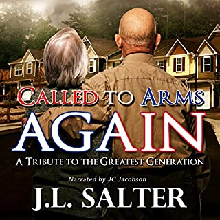 Called to Arms Again                   By:                                                                                                                                 J. L. Salter                               Narrated by:                                                                                                                                 JC Jacobson                      Length: 11 hrs and 14 mins     Not rated yet     Overall 0.0