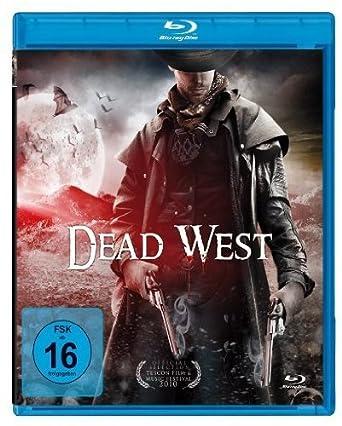 Dead West ( Cowboys and Vampires ) ( Cowboys & Vampires (Cowboys Vs. Vampires) ) [ Origine Allemande, Sans Langue Francaise ] (Blu-Ray)