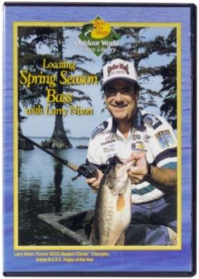 Bass Pro Shops Larry Nixon Spring Tactics Video - DVD