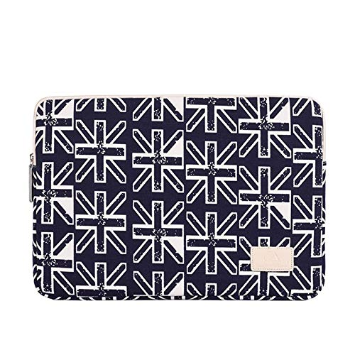 WSGYX Laptop Notebook Case Tablet Sleeve Cover Bag 11 12 13 14 15 15.6 Inch for Macbook Pro Air Retina Xiaomi Huawei HP Dell Lenovo (Color : Navy Blue, Size : 14 inch)