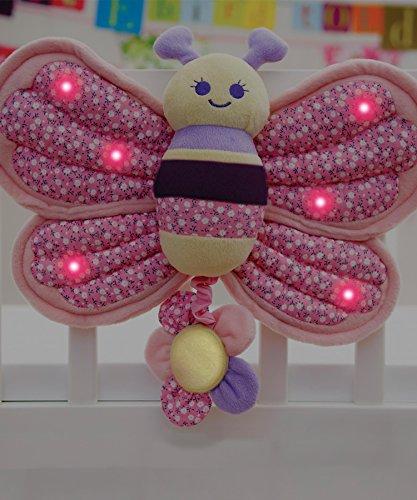 Little Bird Told Me - Papillon Houleuse - Musique & Lumières Lit Bébé Jouet