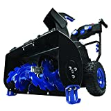 Snow Joe iON8024-XR 80-Volt iONMAX Cordless Two Stage Snow Blower Kit | 24-Inch | 4-Speed...