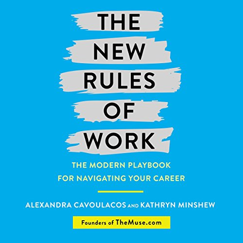 The New Rules of Work cover art