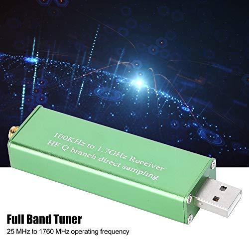 Full Band Tuner, Funkzubehör, Kommunikationssystem, RTL2832 25 MHz bis 1760 MHz für Linux, RTL2832 Funkzubehör