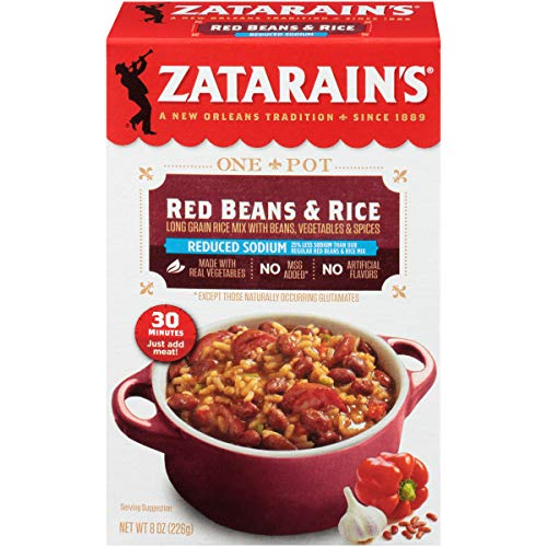 Zatarain's Red Beans & Rice Mix