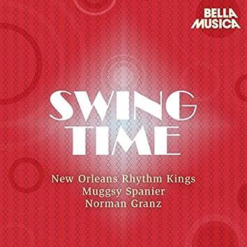 Swing Time: New Orleans Rhythm Kings - Muggsy Spanier - Norman Granz Jam Session