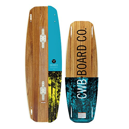CWB Board Co. Woodro Wakeboard, 140cm