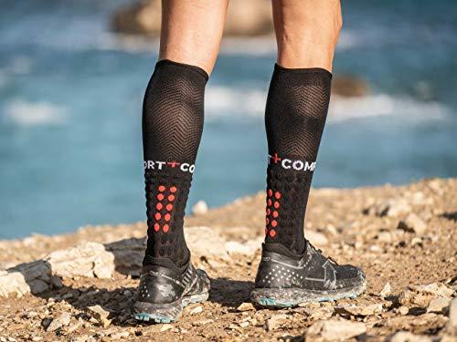 Compressport Full Run Socks - AW20 - Medium - Black