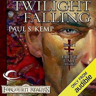 Twilight Falling audiobook cover art
