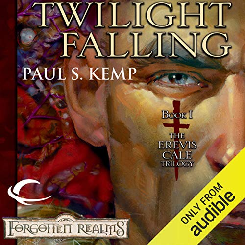 Couverture de Twilight Falling