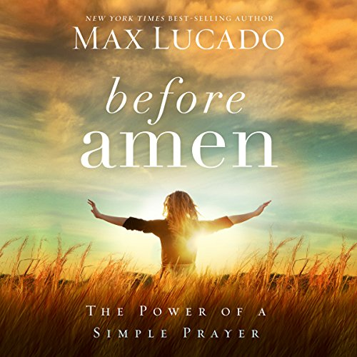 Before Amen audiobook cover art