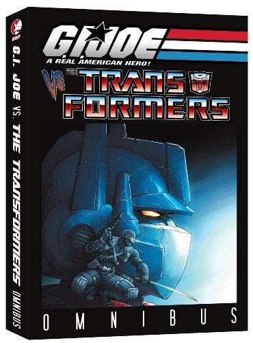 G.I. Joe VS. The Transformers Omnibus 1-4の詳細を見る