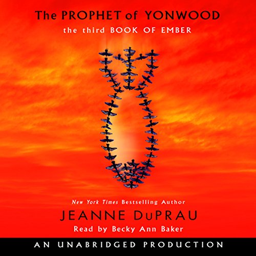 The Prophet of Yonwood audiobook cover art