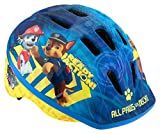 Paw Patrol Toddler Bike Helmet, Riders 3-5 Years Old, All Paws, Blue