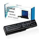 Batería Portatil Laptop PA3817U-1BRS para Toshiba L755 L675 L750 L700 P755 P655 A655 A665 A665 C655D L755D L755-s5167 L755-s5170 [A +++ 6 celdas, 4400mAh 48Wh 10.8V] - 12 Meses Garantía