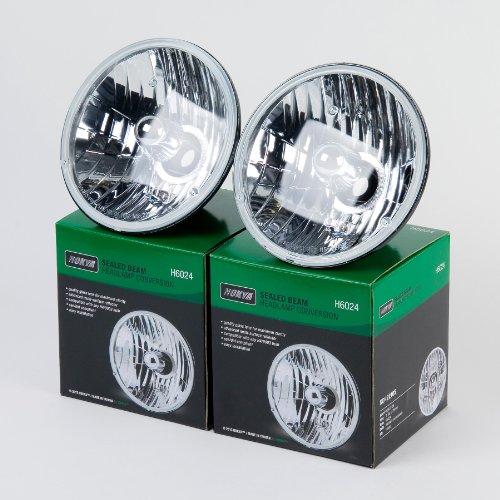 headlight conversions Nokya H6024 Sealed Beam Headlight Conversion 7