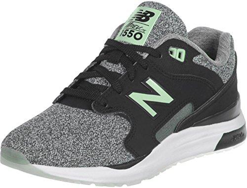 New Balance Womens 1550 Sirens Womens Running-Shoes bstn_WL1550SA_5.5B - Noir gris vert
