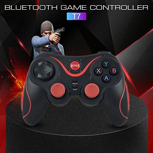 RONSHIN Electronics Accessoires T7 Bluetooth Game Controller Smart Draadloze Joystick Gamepad voor Android/IOS/Win 7/8/10 Systeem Bluetooth Aansluiting PS3