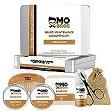 Mo Bro's Cedarwood XL - Kit de cuidado para barba