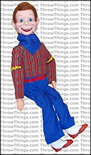 ThrowThings.com Howdy Doody Deluxe Upgrade Ventriloquist Dummy