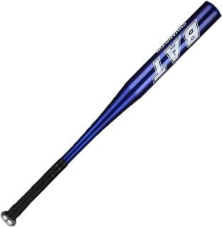 barra de softball para defensa propia//deportes al aire libre//entrenamiento 2 paquetes de bate de b/éisbol de aluminio de 25 pulgadas de EEKiiqi barra de b/éisbol
