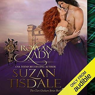 Rowan's Lady audiobook cover art