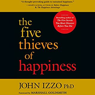 The Five Thieves of Happiness audiobook cover art