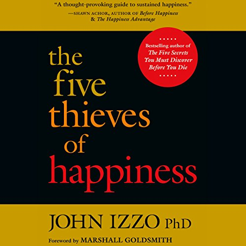 The Five Thieves of Happiness Titelbild
