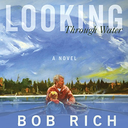 Looking Through Water audiobook cover art