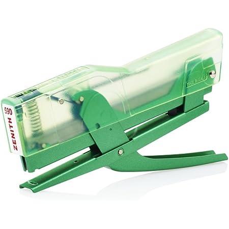Zenith 590 Met Cucitrici a Pinza, Verde Metallizzato