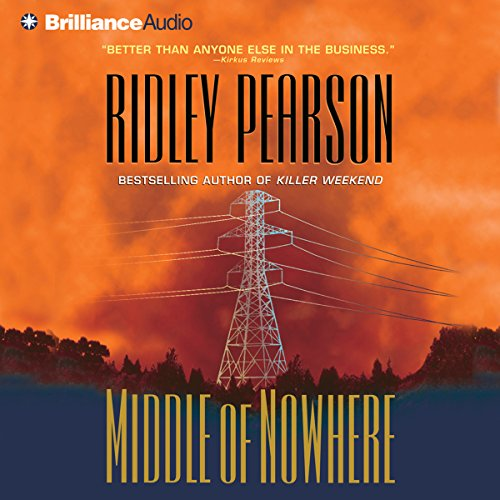 Middle of Nowhere audiobook cover art