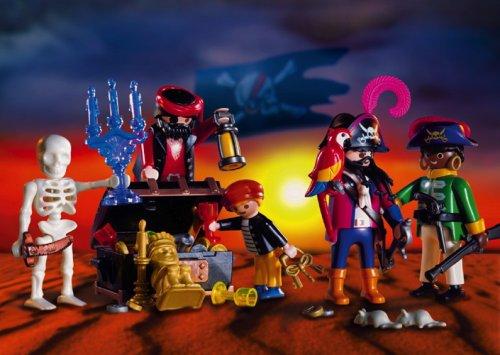 Playmobil - 3939 - Pirates - pirates + tresor