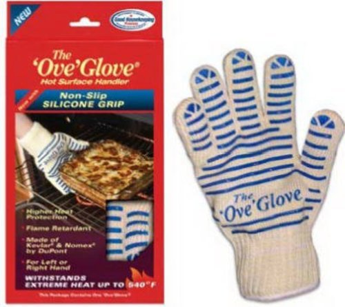 Ove' Glove Hot Surface Handler, 1 Glove (Set of 2)