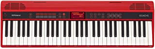 Roland GO:KEYS 61-key Music Creation Piano Keyboard with Int