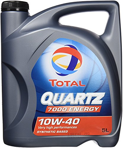 Motoröl Quartz 7000 Energy 10W-40 (5 L) Total 201537