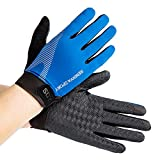 YHT Workout Gloves, Full Palm Protection & Extra Grip, Gym Gloves for Weight Lifting, Training,...