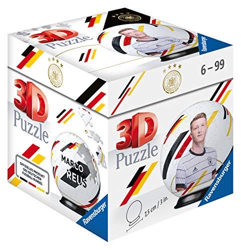 Ravensburger 3D Puzzle 11187 - DFB-Nationalspieler Marco Reus- 54 Teile
