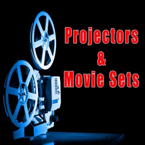 Super 8 Film Projector Starts, Runs, Winds Film & Shuts Off