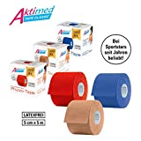 Aktimed Tape Classic - Physio-Tapes Für Kinesiologisches Taping | Kinesiologisches Tape |...