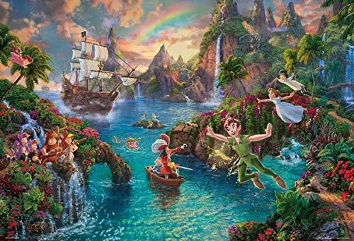 SiJOO Edición Limitada Peter Pan Peter Pan 1000 tabletas