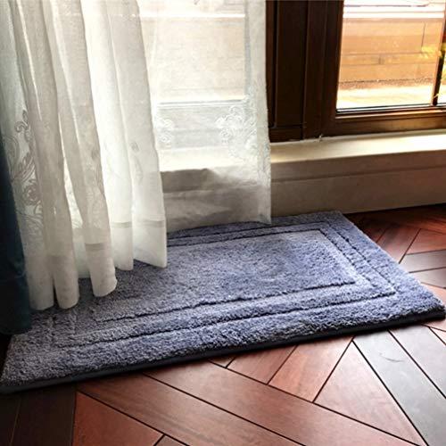 Generic Dusche Teppich WC Küche Fuß Pad Teppich 40x60cm Home Decor rutschfeste Badezimmer Matte