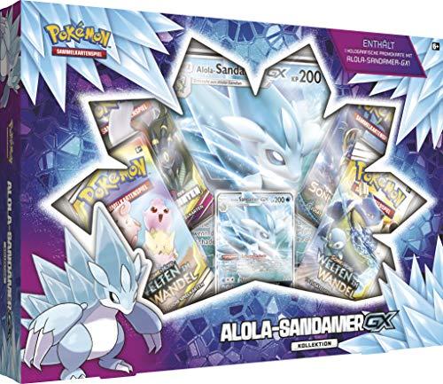 Unbekannt Pokemon - Alola-Sandamer-GX Box - Deutsch