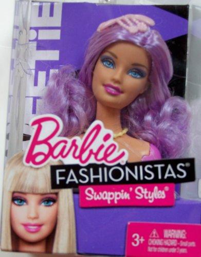 BAMBOLA Barbie accessori Mattel-Testa Fashionistas Crea il Look Sweetie