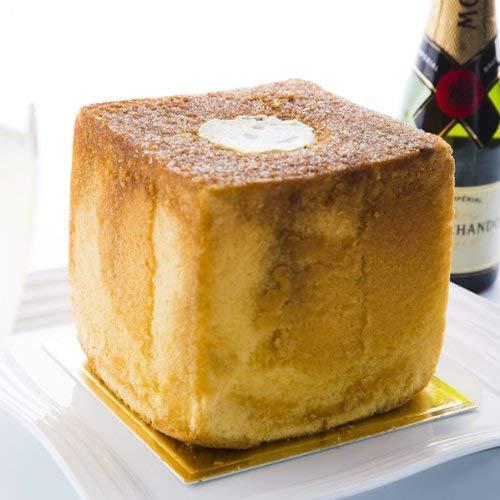 新杵堂 クリームをたっぷり包んだシフォンケーキ「ガレ・シャルモン」 1箱 シフォンケーキ お土産 ギフト