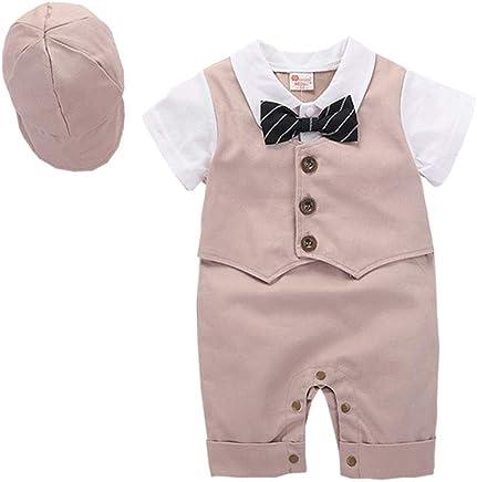 Xmas Baby Long Sleeve Jumpsuit Romper Pink Princess Print Warm hat 2P Set NB-12M