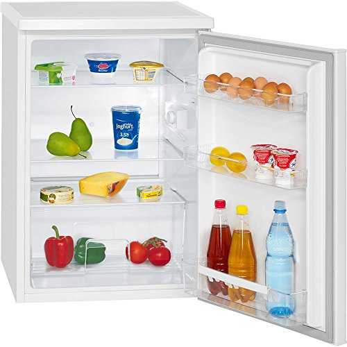 Bomann VS 2185 Tischkühlschrank Vollraum A++ Edelstahloptik 3