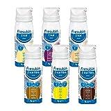 Fresubin Bebida 2 kcal, cartón mixto con fibra, 6 variedades, 6 x 4 x 200 ml