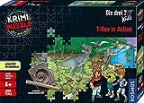 Krimi Puzzle: Die drei ??? Kids 200 Teile - T-Rex in Action (drei Fragezeichen)
