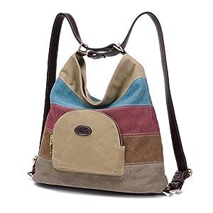 Bolsa de lona de las mujeres / bolsos de hombro / Mochila | DeHippies.com