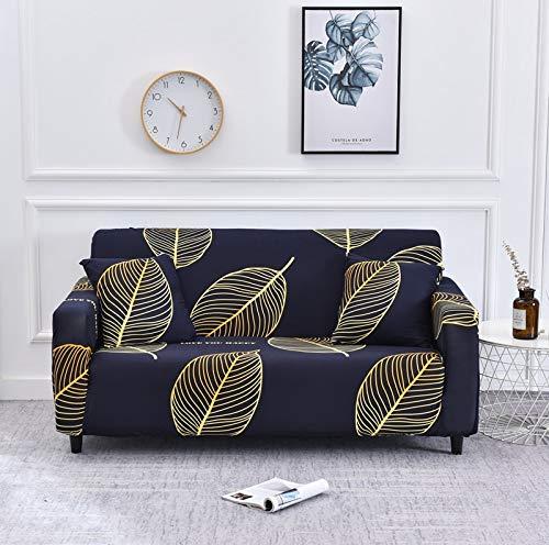 Fundas elásticas para sofá, Fundas para sofá, Todo Incluido, para sofá de Diferentes Formas, Silla, Funda para sofá Estilo L, A22, 1 Plaza